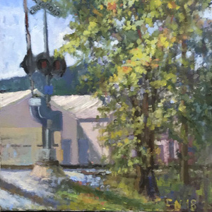 Spring Painting Classes with Curney Nuffer