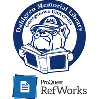 RefWorks 101 @ DML -- 04/15/2019