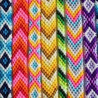 DIY Hanging String Balls and Friendship Bracelets