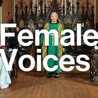 Female Voices with Lisa Steele - Anique Jordan