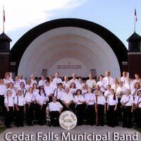 "Cedar Falls Municipal Band ""Twilight Serenade"""