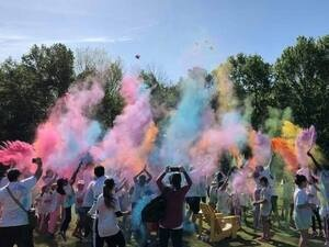 Saint John Neumann RCS Color Run