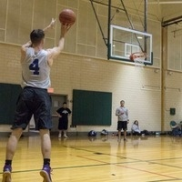Basketball Knockout Contest