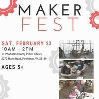 Powhatan Maker Fest