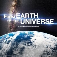 From the Earth to the Universe