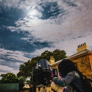 Earth Hour at Sydney Observatory