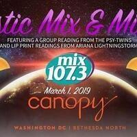mix107.3 Mystic mix&mingle