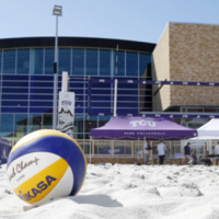 TCU Women's Beach Volleyball vs Missouri State University