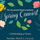 Savannah Winds Spring Concert