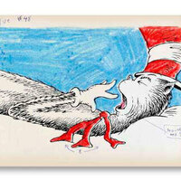 The Art of Dr. Seuss Birthday & Rare Art Exhibit