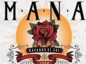 MANÁ: Rayando El Sol Tour 2019