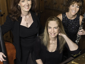 Zaffiro Trio and Friends Perform Music of France, Italy, and Germany