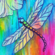 Santa.Cruz.Family.Room 4/6:Tye Dye Dragonfly ~ Ages 7 and up ~ Non-alcohol event