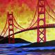 Santa.Cruz.Studio 4/6: Golden Gate Twilight ~ Ages 21 and up ~