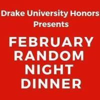 Random Night Dinner with Prof. Martin Roth