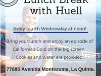 Lunchbreak with Huell Howser