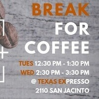 Spring Semester Coffee Hours