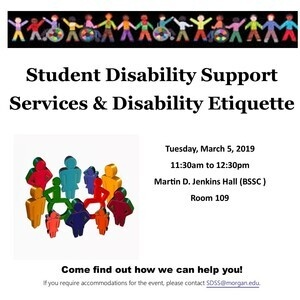Student Disability Support Services: Find out how we can help you!