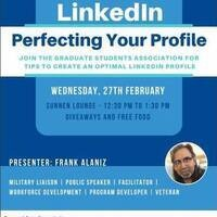 LinkedIn - Perfecting Your Profile