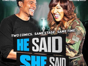 Kym Whitley and David A. Arnold