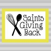 Saints Giving Back YFI Visit