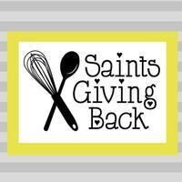 Saints Giving Back DNH Visit