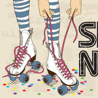 Tuesdays at 10: 90's Skate Night
