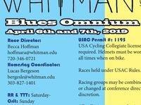 Whitman Blues Omnium