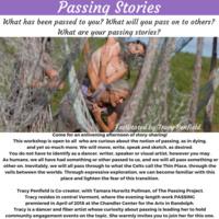 Workshop: Passing Stories