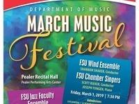 FSU Faculty Jazz Ensemble Recital