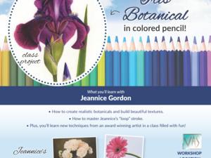 SOAR Colored Pencil Workshop with Jeannice Gordon