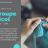 Le Groupe Tricot (French knitting group)