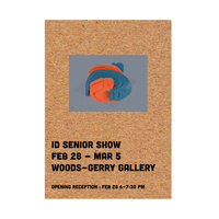 Opening reception | Industrial Design seniors
