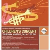 NOVA Alexandria Music Department presents: Children's Concert