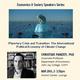 Economics and Society Speaker Series