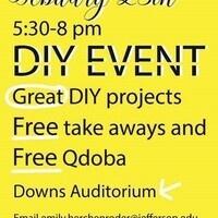 FYE Presents: DIY Event