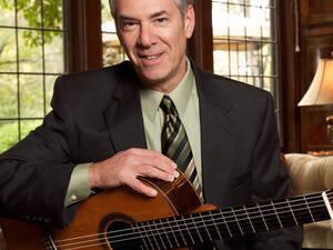 Faculty Recital: Stephen Aron, guitar/composer