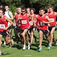 Southern Oregon University Cross Country at Cascade Conference Championships