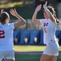 Southern Oregon University Women's Soccer vs Cascade Conference Tournament