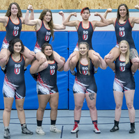 Southern Oregon University Women's Wrestling vs Red & Black Intrasquad