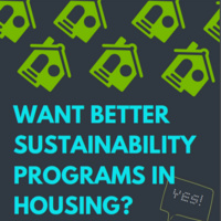 OES Hangout: Residential Sustainability Edition