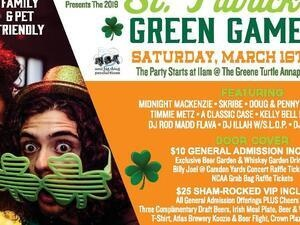 The 2019 St. Patrick's Green Games