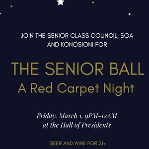 Senior Class Ball