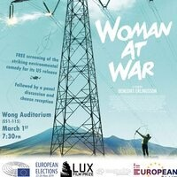 Woman at War - Movie Screening