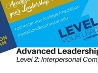 Medallion Workshop: Advanced Leadership Styles
