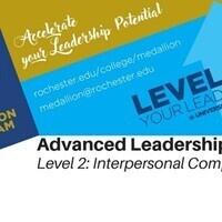 Medallion Workshop: Advanced Leadership Styles