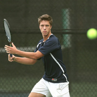 Men's Tennis vs. Nazareth College