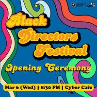 Black Director's Film Festival Opening Ceremony