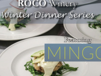 ROCO Winter Dinner Series featuring Mingo
