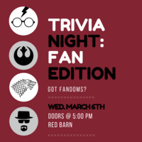 Trivia Night: Fan Edition
